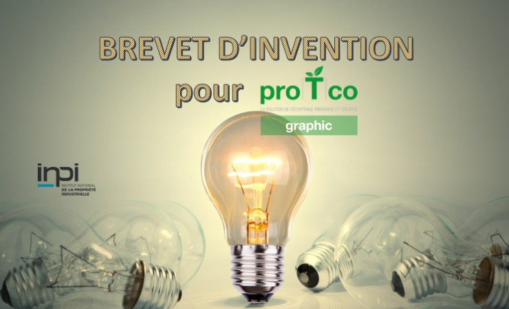 Brevet pro|T|co graphic